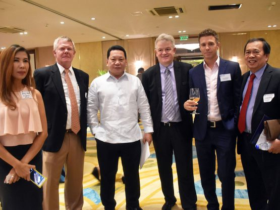 DOLE USec Dominador Say with Gregory Kittelson