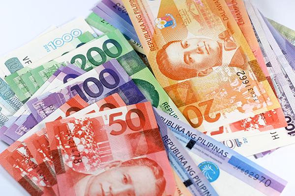 Peso Money Clipart
