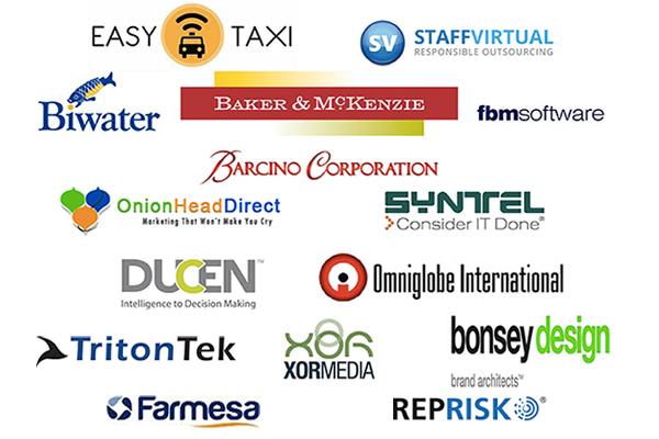 KC Client Logos