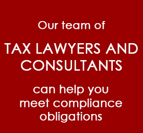 Tax Consulting Services