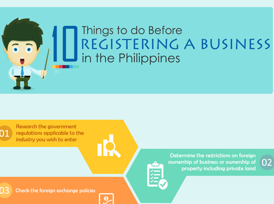 10 things to do before registering a business in PH