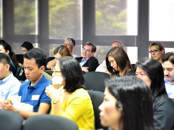 Labor Forum Part 1 - Attendees