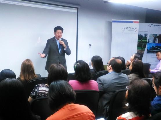 Labor Forum Part 2 - Atty. Ricardo Chan