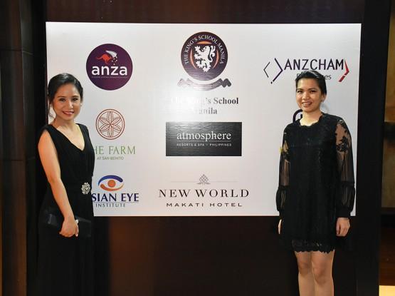 The 16th ANZA ANCHAM Grand Charity Ball - Atty. Melvelyn Barrozo and Ayla Sevilla
