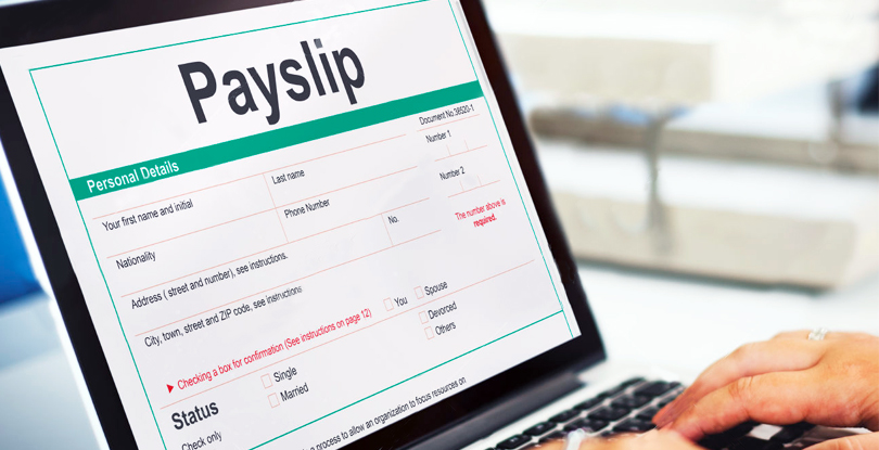 Issuance of Payslips