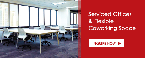 CTA for Serviced Offices