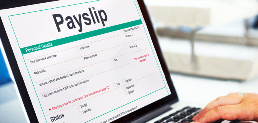 Issuance of Pay Slips