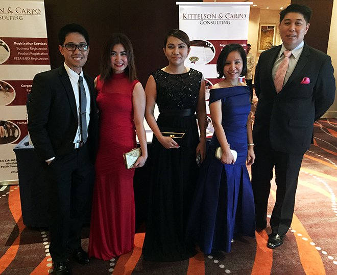 Annual Northern Lights Dinner & NBCP Awards 2015