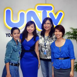 Atty. Diana Bello Guesting at UNTV