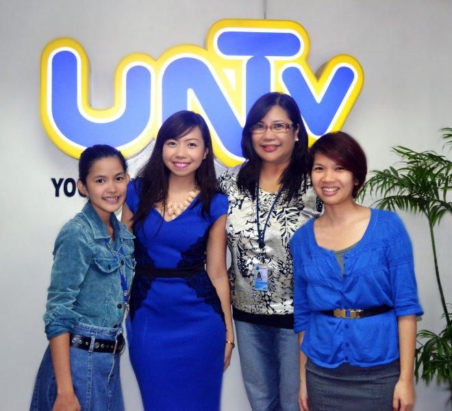 Atty. Diana Bello Guesting at UNTV