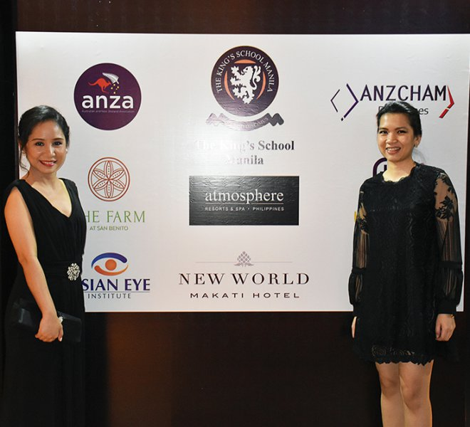 The 16th ANZA ANZCHAM Grand Charity Ball