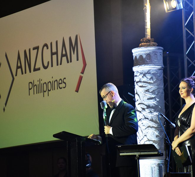 The 16th ANZA ANZCHAM Grand Charity Ball