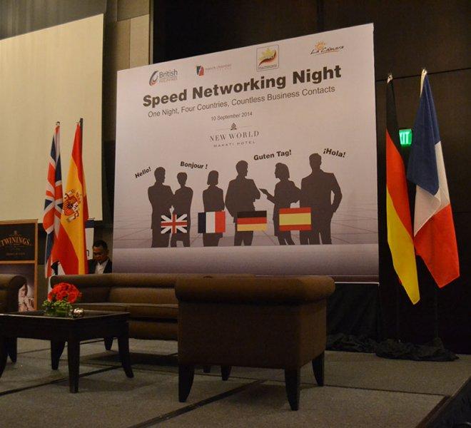 Speed Networking Night   091014