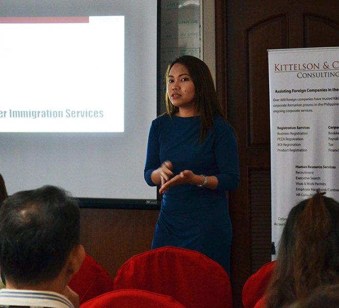 Visa Matters Forum - Kittelson & Carpo Consulting