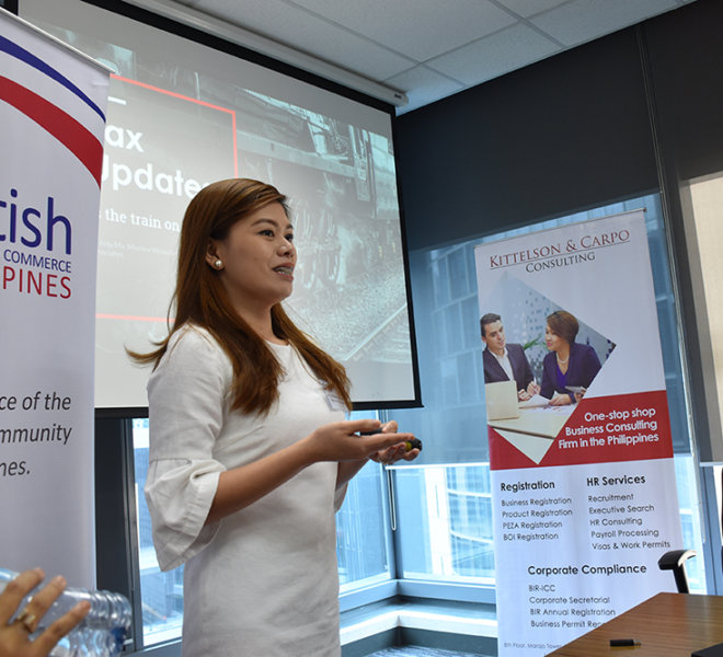 Doing Business in the Philippines - BCCP 5