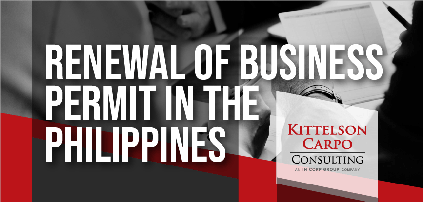 Renewal of Business Permit - 2019