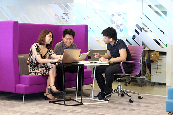 Cyber Sigma Serviced Office - 1
