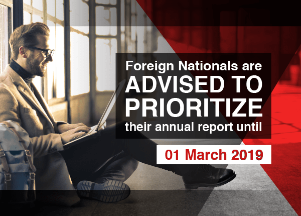 Foreign Nationals Annual Report 2019_