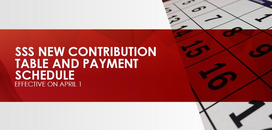 SSS contribution