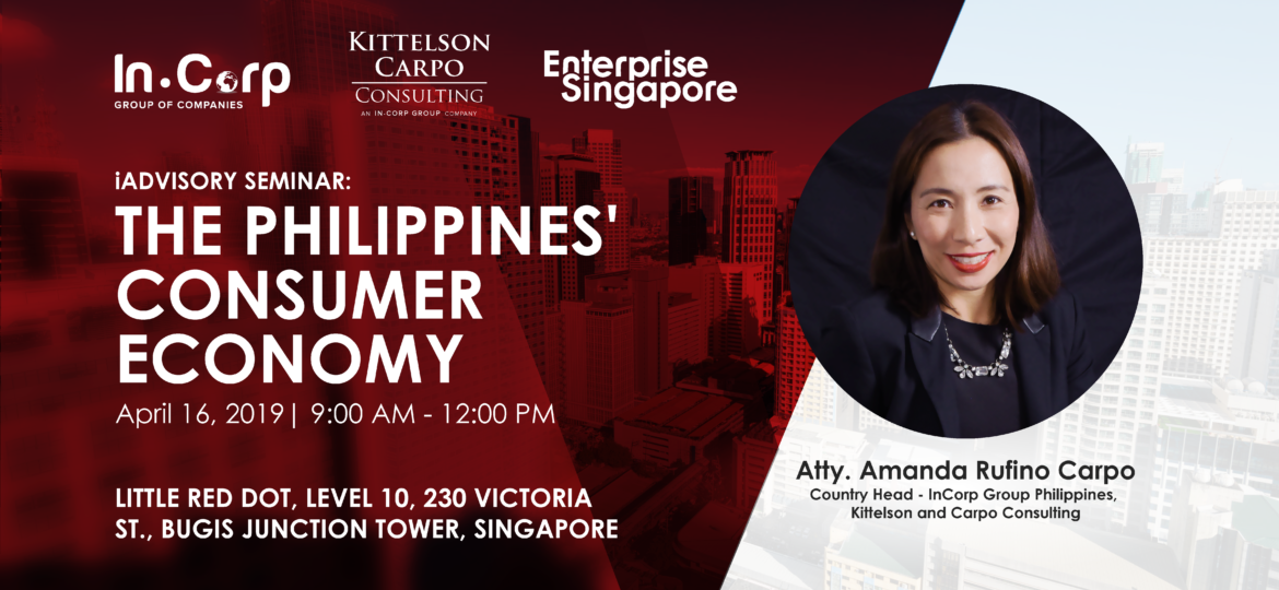The Philippines' Consumer Economy - Atty. Amanda Carpo