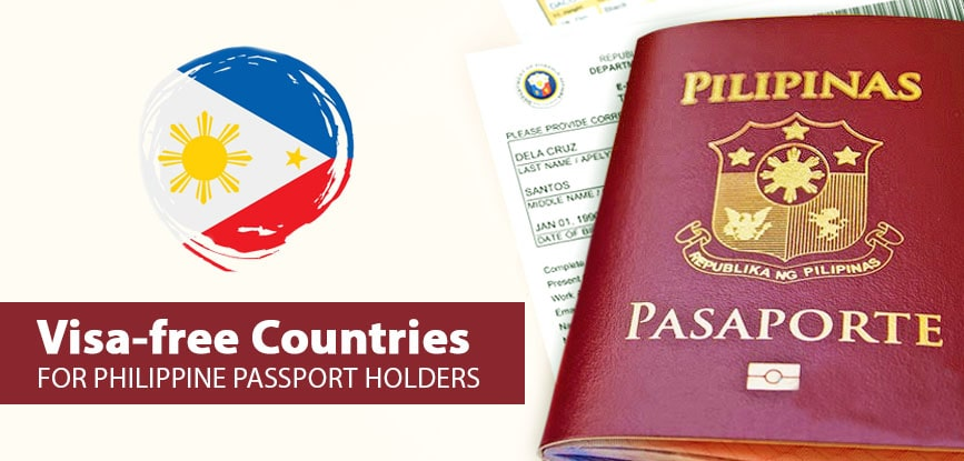 Visa-free Countries for Philippine Passport Holders
