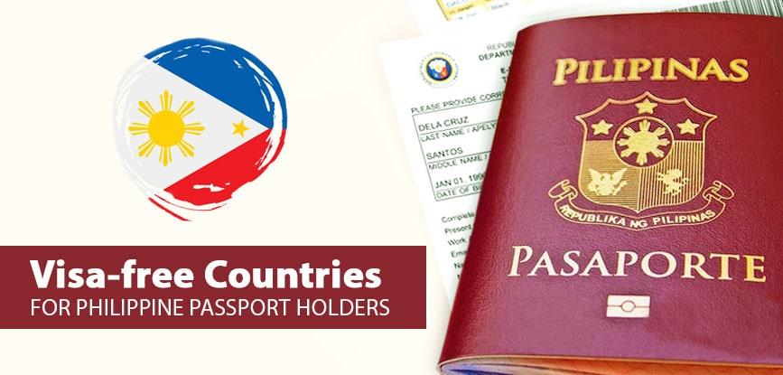 Visa-free Countries for Philippine Passport Holders