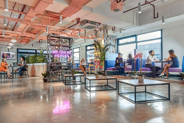 Robinsons Cyberscape Gamma Coworking Space-min