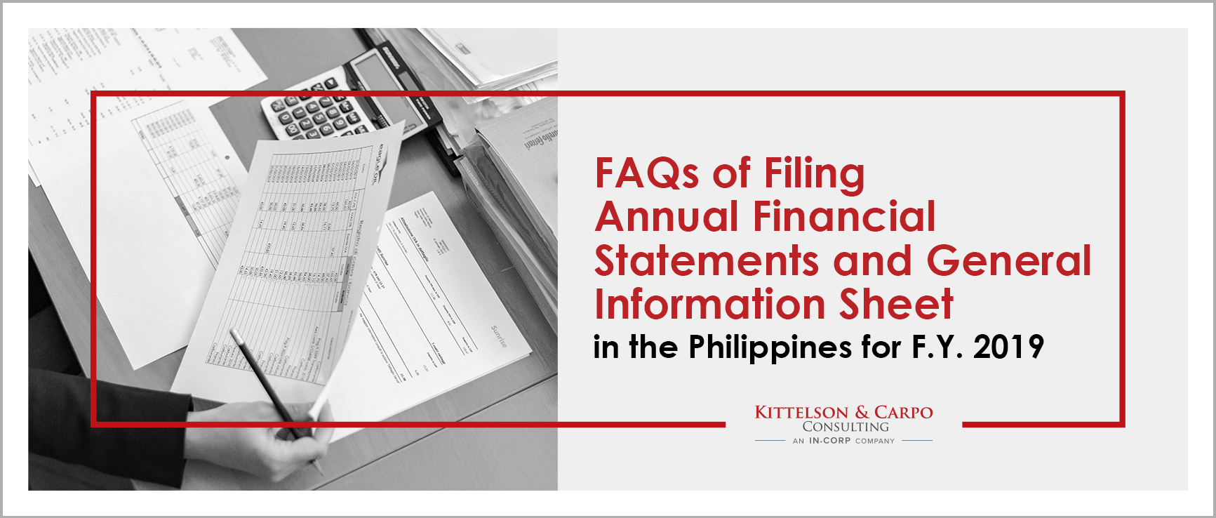 FAQs of Filing Annual Financial Statements and General Information Sheet