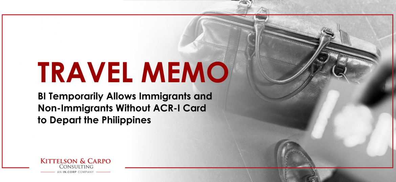 BI ACR-I Card Philippines