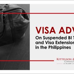 Temporary Suspension BI Transactions