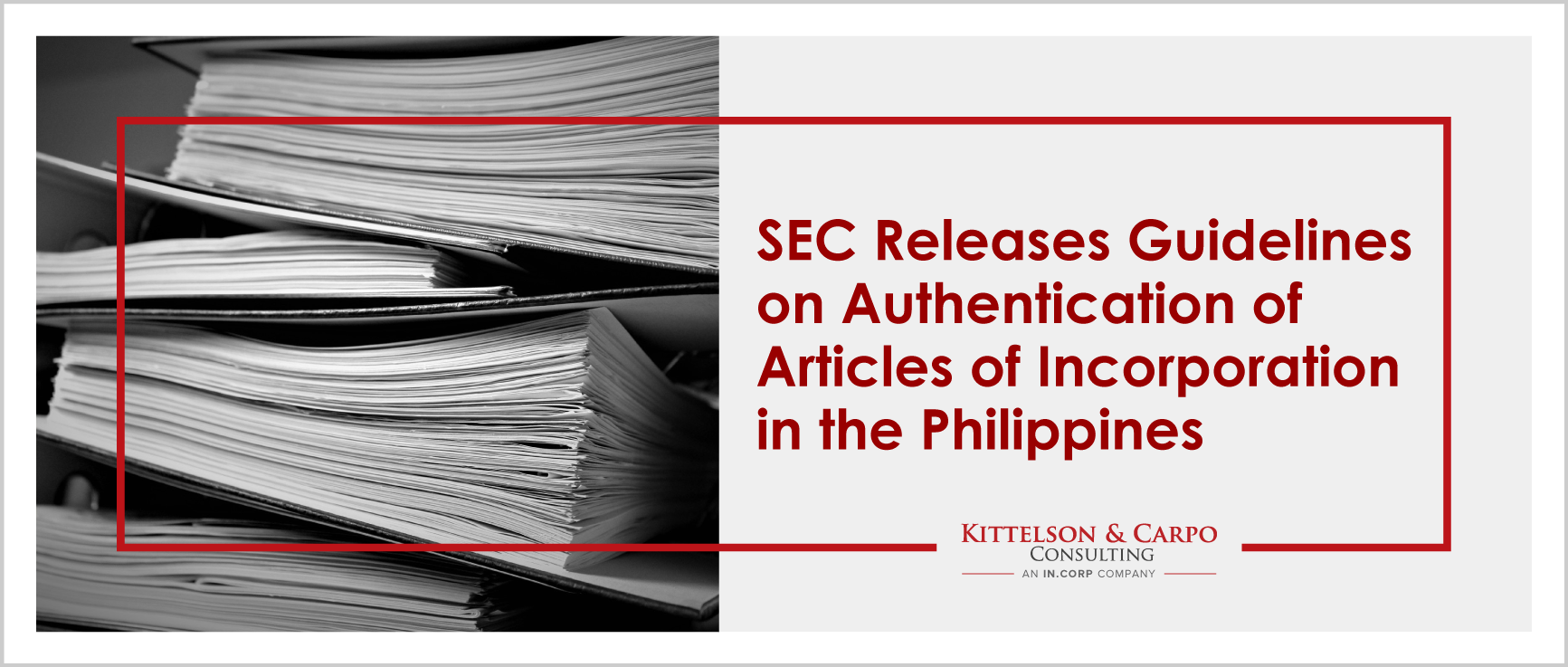 SEC Incorporation Philippines