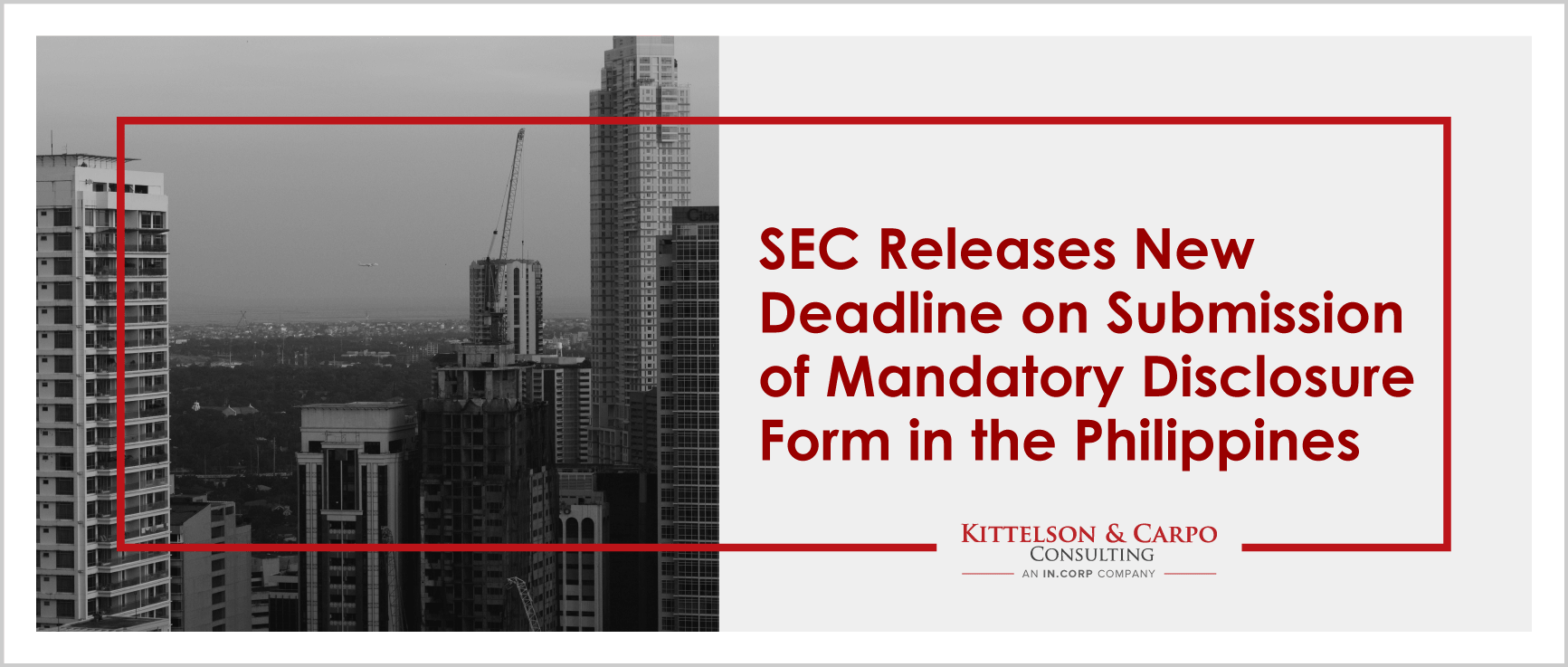 SEC Mandatory Disclosure Form Deadline
