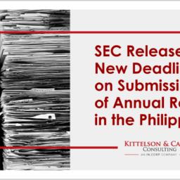 SEC Annual Report Deadline Philippines