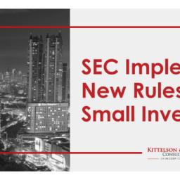 SEC Rules Small Investors