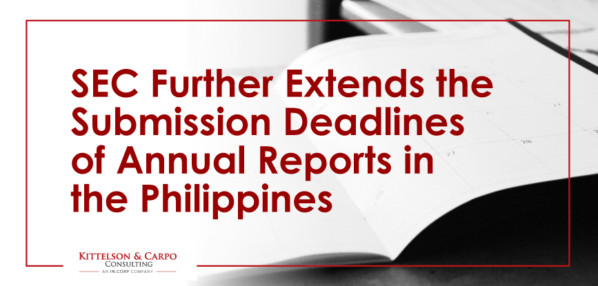 SEC Annual Reports Philippines