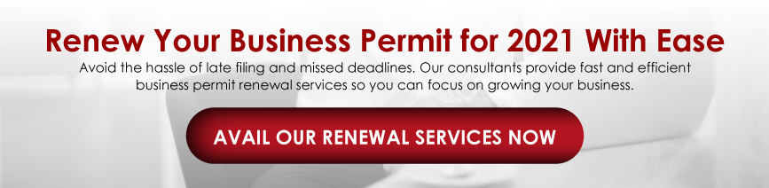 Business Permit Renewal 2021